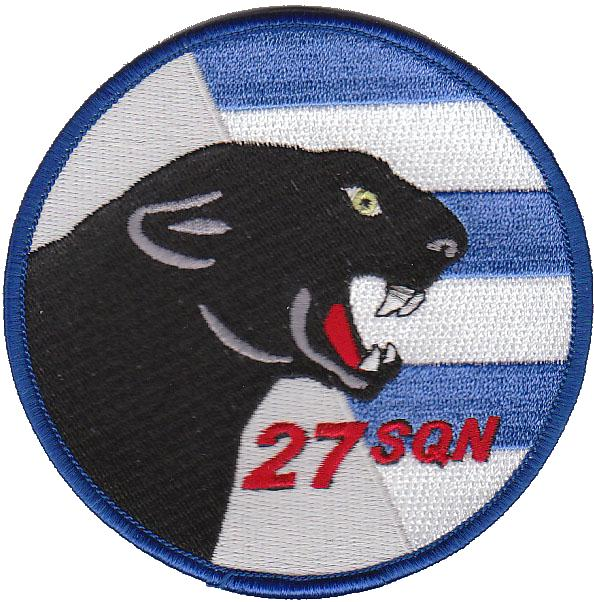 27th BLACK PANTHER Sqn.